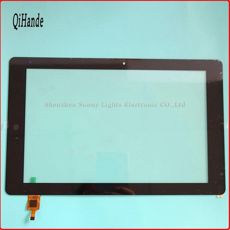 10.1 inch Black for chuwi Hi10 Pro CW1529 Dual PQ64G42160804644 OS Windows & Android Intel Tablet Panel Digitizer Sensor