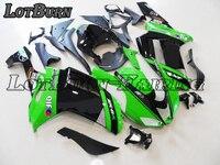 Moto Injection Molding Motorcycle Fairing Kit Fit For Kawasaki ZX6R 636 ZX 6R 2007 2008 07 08 Bodywork Fairings Custom 003