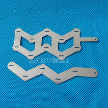 W type nickel strip 18650 battery pure nickel tab 10P or 5P W shaped nickel belt 18650 Cylindrical lithium battery nickel busbar