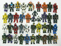 lot 15PCS random Mega Bloks Halo quality Action Figure game's toy collector pack