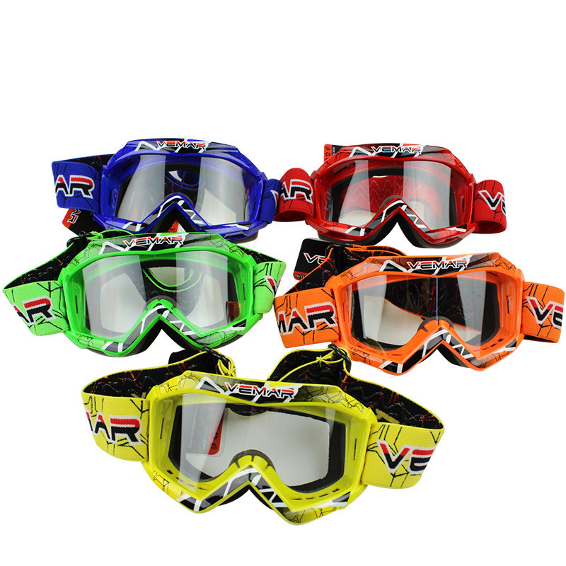 2017 motocross goggles kids Motorcycle Off Riding Goggles Youth Motocross Helmets Goggles children Racing oculos enfant Glasses