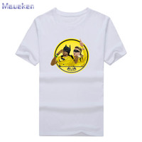New Reus And Aubameyang Batman And Robin T Shirt Men Short Sleeve 100 Cotton T Shirts