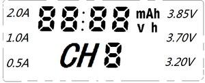 Image 4 - Liitokala Lii S4 LCD 3.7V 18650 18350 18500 16340 21700 20700B 20700 10440 14500 26650 1.2V AA AAA NiMH 리튬 배터리 충전기