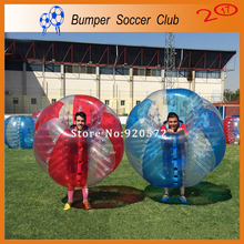 Free shipping! Factory price ! Newly 1.5m Inflatable Loopy Ball German Soccer Ball 1.0mm TPU Inflatable Bumper Ball For Sale