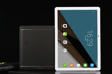 New 10.1-inch Tablet PC3G 4G LTE Mobile phone Octa core MTK6592 Android 7.0 system HD 1920 * 1200 Tablets WiFi Bluetooth
