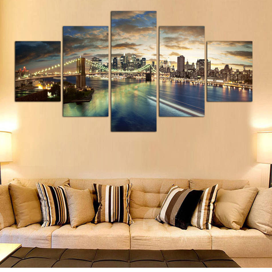 Lovely How To Decorate A Tall Wall Contemporary - The Wall Art ...