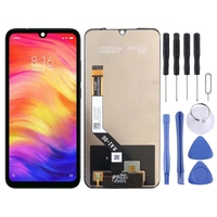 High Quality LCD Screen and Digitizer Full Assembly With Frame Lcd Replacement Glass for Xiaomi Redmi Note 7 With Tools