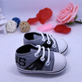 new styles Cute Baby Shoes Soft Casual Toddler first walker striped Infant Girls boys cotton PU leather Rainbow shoes baby boy