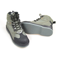 Men S Breathable Outdoor Fishing Shoes Quick Dry And Non Slip Wading Boots