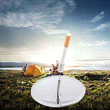high quality Camping Survival Solar Lighter Waterproof & Windproof Fire Starter EDC Outdoor Emergency Tool Gear Sport Camping Eq