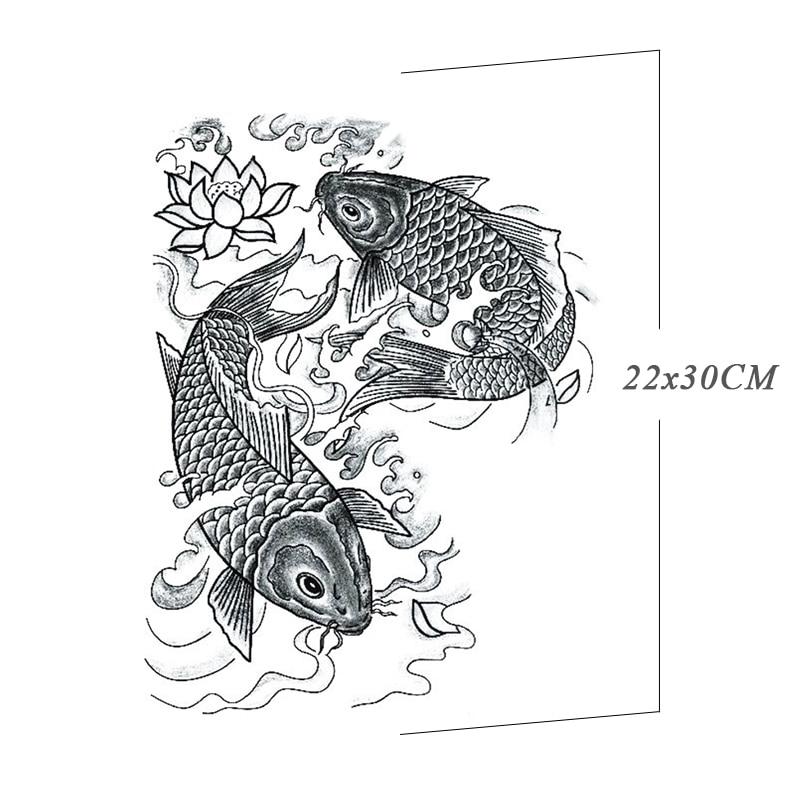 101+ Gambar Lukisan Ikan Hitam Putih Kekinian
