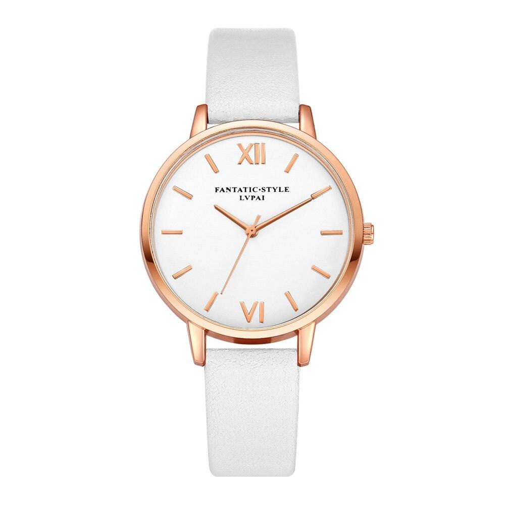 Fashion watch women unisex Leather quartz wristwatch For Children watches Boy Girl Favorite gift Relogio Feminino Наручные часы