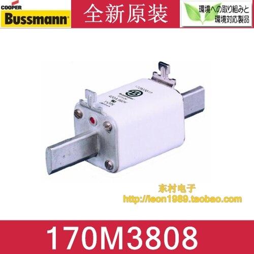 US BUSSMANN fuse 170M3808 170M3808D 40A 690V 700V fuse nicholls d us