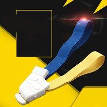 1pc rapide à libération lente médical paramédical Sport durgence garrot boucle 2.4*40cm plastique ABS garrot livraison directe