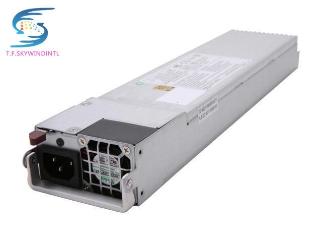 free ship PWS-721P-1R 720W 80Plus Gold Redundant Switching Server Power Supply 720w psu pws 451 1r detla dps 450kb b server redundant power supply module