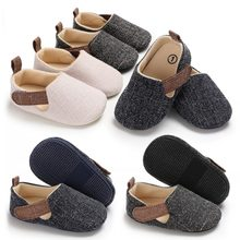 b8872e54 Zapatos de bebé en primer lugar los caminantes antideslizante suela dura Zapatos  bebé niño de la venta caliente para el 0-18 m s.