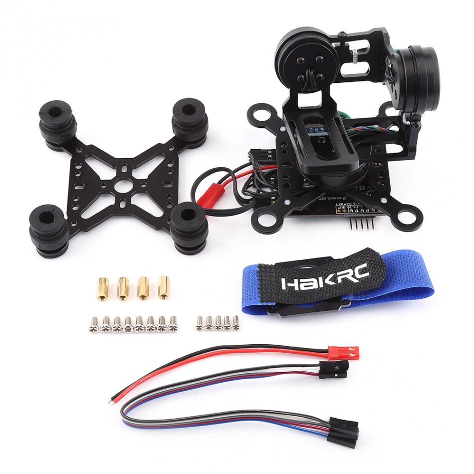 3 Axle Brushless Camera Gimbal Mount Accessory For Gopro 3 FPV Brushless Gimbal Quadcopter Drone Holder Parts for Camera axle cam swaybar holder set pro 3 hpi a405