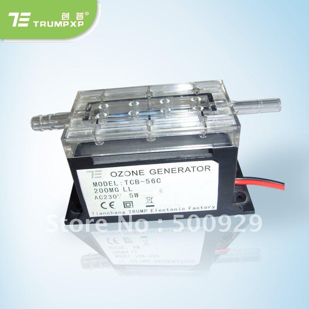 TRUMPXP tcb-56200cll мини размер CD озонатор/генератор озона