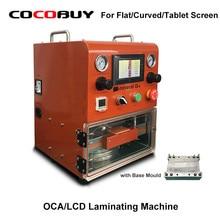 Novecel Q5 Laminating Machine OCA Vacuum Laminator For Less Than 11