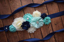Wedding, Mediterranean Style, Bride, Simulation, Fabric, Flower,  European And American Children's We цена