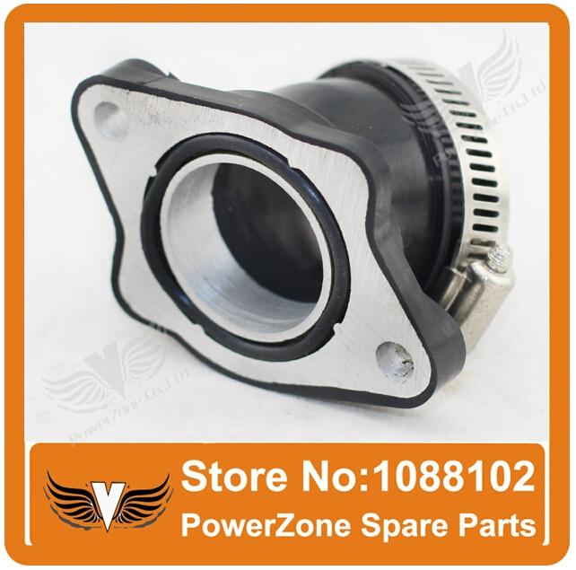 Motorcycle Dirt Bike Racing Carburetor Rubber Angled Adapter Inlet Intake Pipe For MIKUNI VM24 OKO KOSO KEIHIN PE28 30 32 34mm