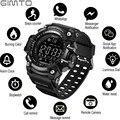 GIMTO уличные умные часы  спортивные часы для мужчин  для бега  цифровые  Militar  мужские часы  секундомер  умные часы  android  электронные часы