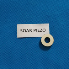 Piezoelectric Ring 35*15*5.5mm-PZT4 Piezo Ceramic Bolt-clamped Ultrasonic Cleaning Transducer Ultrasonic Piezo Sensor