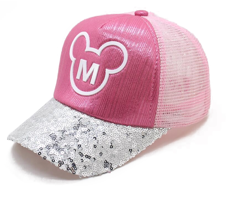 HTB1hyO4XBv0gK0jSZKbq6zK2FXa0 - Baby Girls Hats Sequins Ear Girl Snapback Baseball Cap With Ears  Hip Hop Boy Pink Ear Caps Kids Funny Hat For Spring Summer