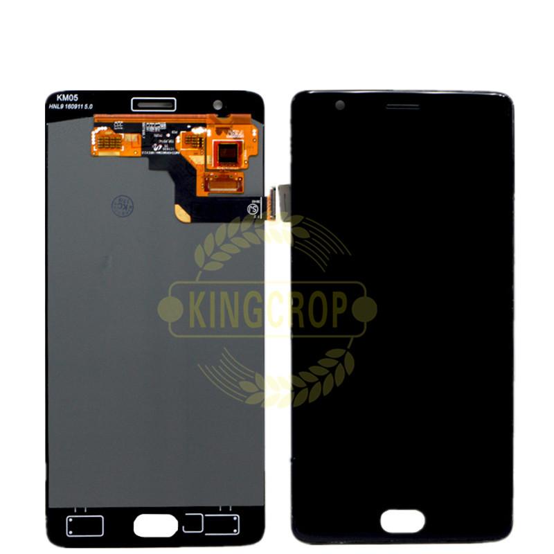 """Image 4 - Oneplus 3T LCD Display Touch Screen 100% New FHD 5.5"""" Digitizer Assembly Replacement Accessory For One plus A3010 A3000 3 three-in Mobile Phone LCD Screens from Cellphones & Telecommunications"""