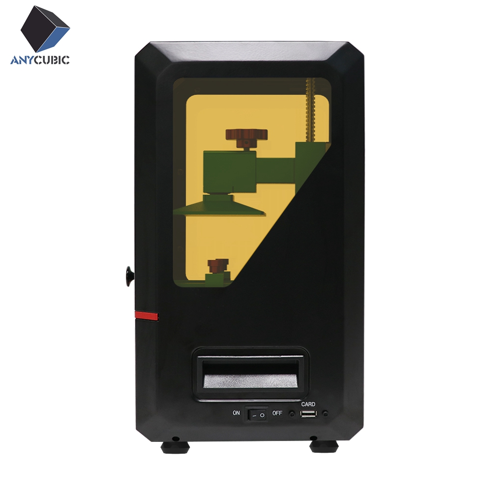 2018 ANYCUBIC 3D drukarki Photon SLA/LCD Plus rozmiar anycubic żywicy UV drukuj Light leczyć 2.8 ''druku zestawy Impresora 3d drucker w Drukarki 3D od Komputer i biuro na AliExpress - 11.11_Double 11Singles' Day 1