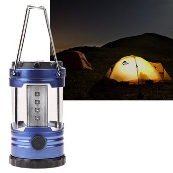 Outdoor Camping Lantern Flashlights Lamp With Compass Portable Tent Laterns Adjustable LED Hiking Bivouac Camping Tents Light  1