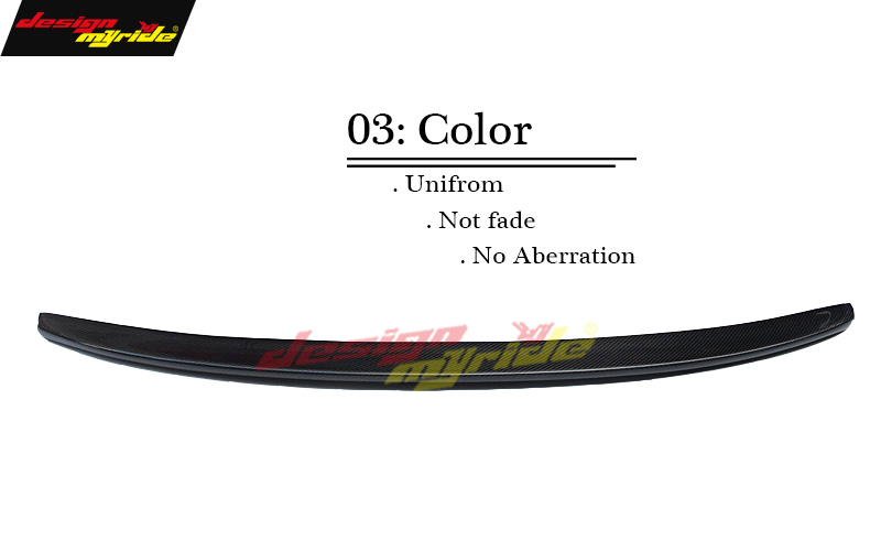 For Audi A5 A5Q 4 Door High quality Carbon Rear Spoiler Tail S Style Coupe Carbon Fiber Rear Spoiler Tail Rear Trunk Wing 09 16 in Spoilers Wings from Automobiles Motorcycles