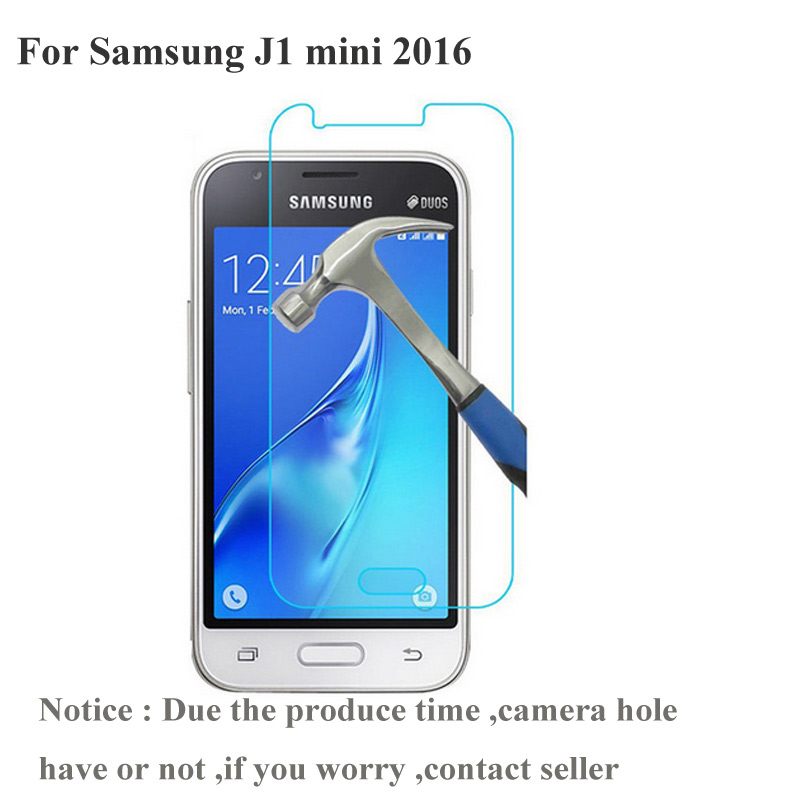 2PCS Tempered Glass Screen Protector For <font><b>Samsung</b></font> <font><b>Galaxy</b></font> <font><b>J1</b></font> <font><b>Mini</b></font> J105 J1Mini <font><b>2016</b></font> <font><b>SM</b></font>-<font><b>J105H</b></font> <font><b>J1</b></font> Nxt Duos Protective Film image