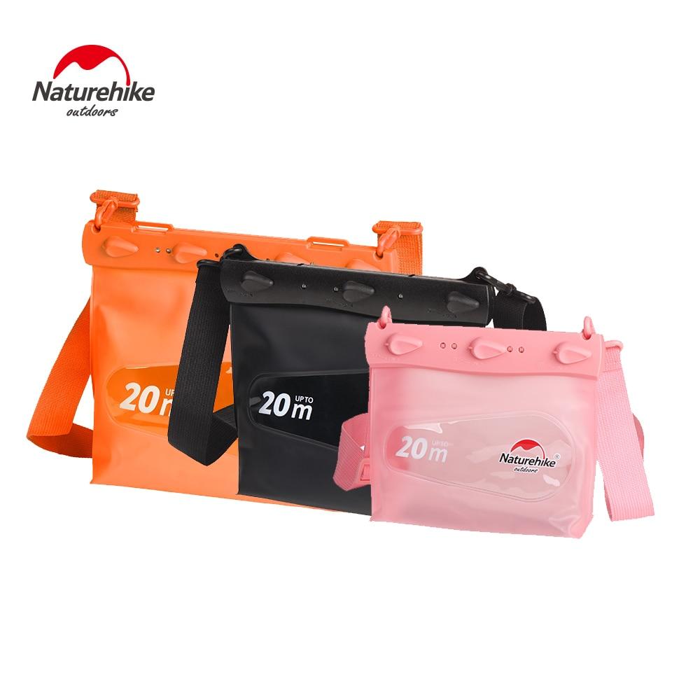 Naturehike Multifunctional Waterproof Pouch Rafting Bag Drifting Package NH17F001-M