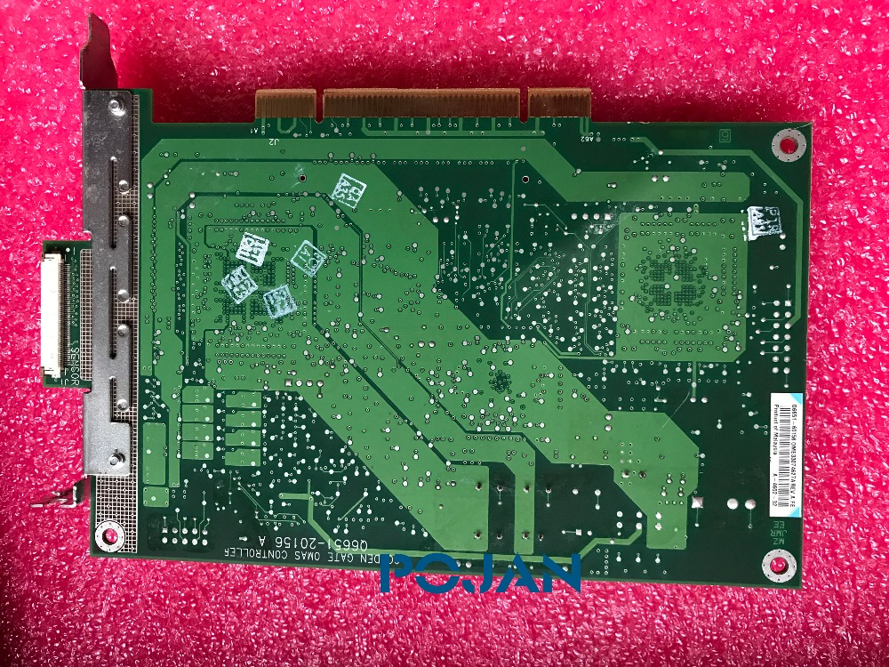 Q6651-60063 Q6651-60268 OMAS controller card for DesignJet Z6100 Z6100PS REF Plotter parts free shipping