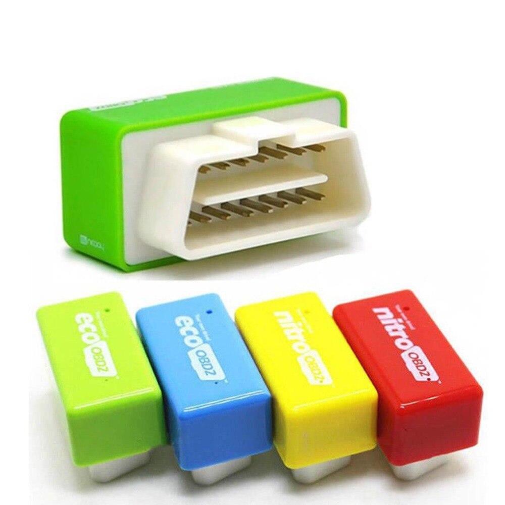 1x Eco OBD2 Benzine Economy Fuel Saver Tuning Box Chip For Petrol Car Gas Saving