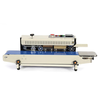 Hot selling cheap Automatic Continuous Band sealer and plastic bag sealing machine automatic bag sealing machines