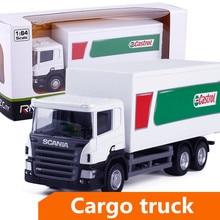 educativo camión carga de
