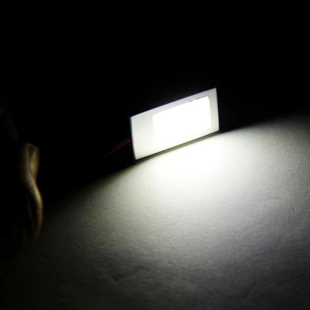 kongyide Healight Bulbs 3W 12V 18 COB Car LED Light Bulb Dome Festoon Interior NOV10 ...