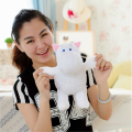 23cm Cartoon Moomin  Plush Toy Doll Moomin Valley Hippo littlet my plush stuffed Animal baby soft toys