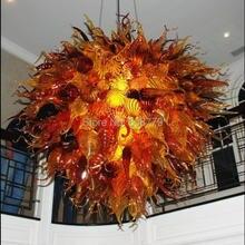 лучшая цена Free Shipping Totally Handmade Murano Glass China Chandeliers