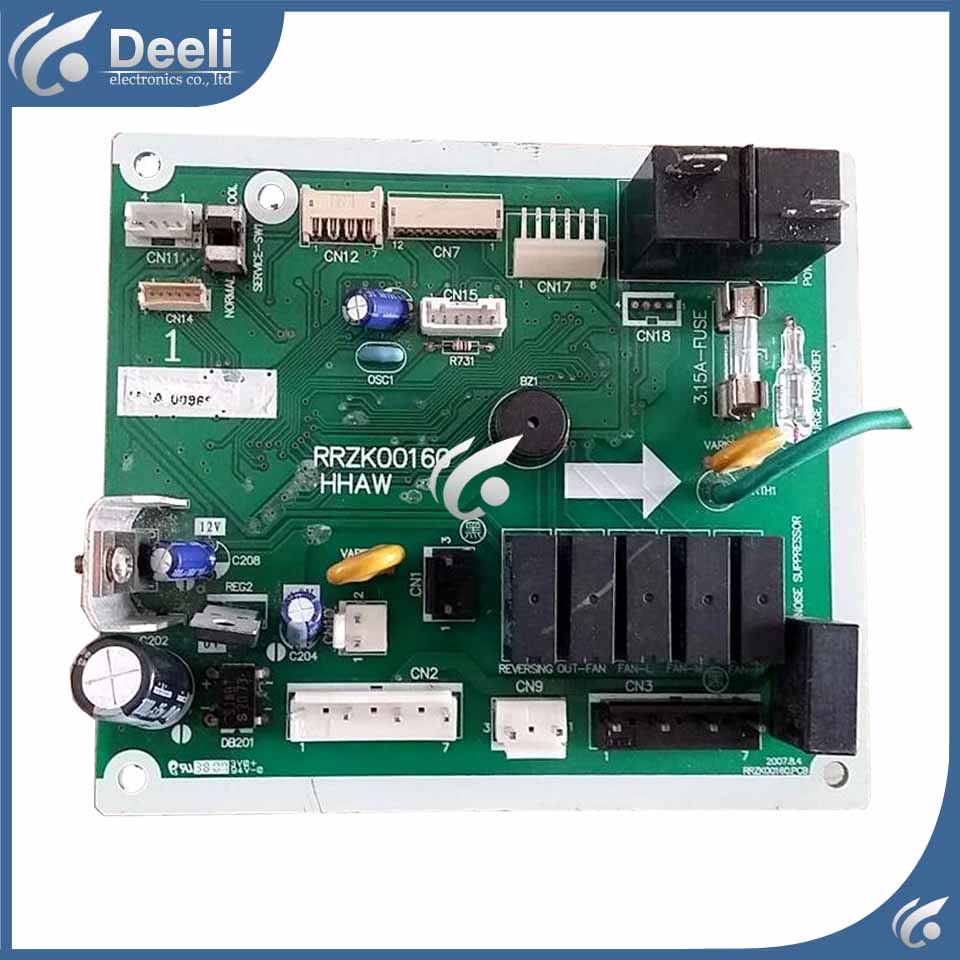 95% New Good Working For Air Conditioning Board 3300282 001a0600286 Pc Board Control Board Air Conditioning Appliance Parts Home Appliance Parts