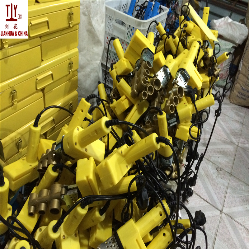 Livraison gratuite 20-32 mm AC 220/110 V 600 W soudeur de tuyaux en - Équipement pour soudage - Photo 5