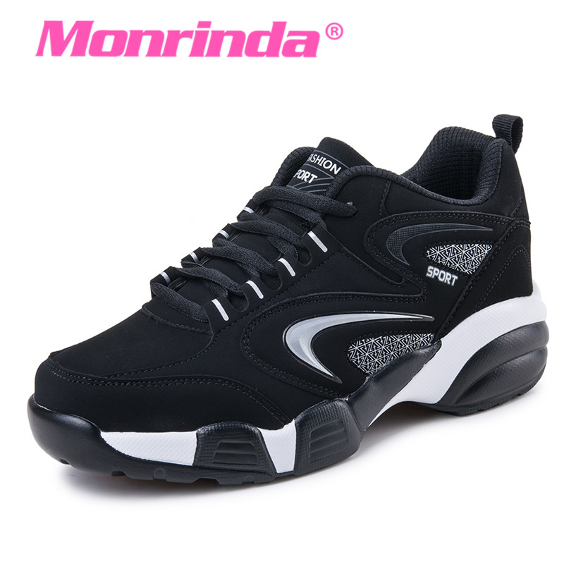 Big Size 35-48 Leather Sneakers Women Men Running Shoes Spring Summer Non-slip Sport Shoes Woman Outdoor Walking Athletic Shoes