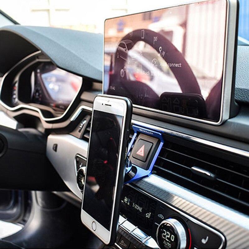 Специальный мобильный телефон Автомобильный держатель Магнитный вентиляционное отверстие без потерь Магнитная кронштейн Подлинная Выдел...