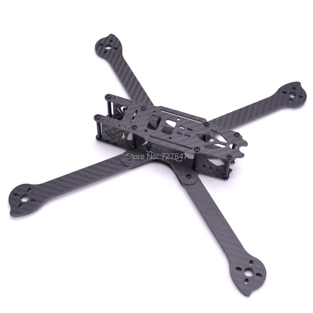 Image 3 - 3K Full Carbon Fiber True X XL5 V2 232mm / XL6 V2 283mm / XL7 V2 294mm / XL8 V2 360mm w/4mm arm Freestyle Frame for FPV Racing-in Parts & Accessories from Toys & Hobbies