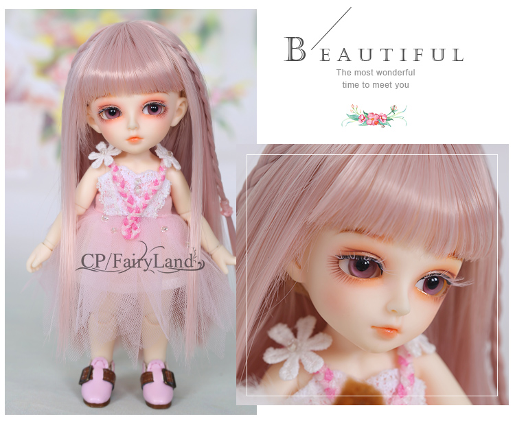 Fairyland pukifee rin básico 1 8 bjd