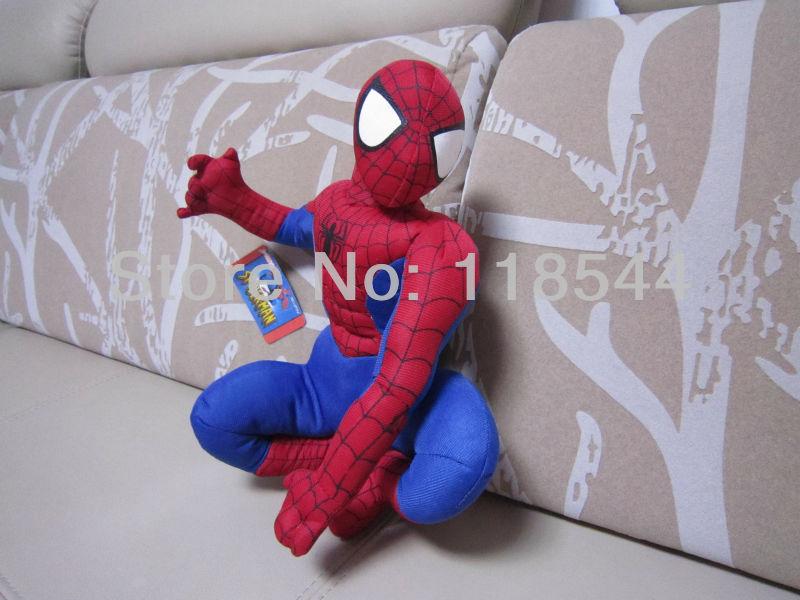 30cm spider man toy plush spiderman plush toys for boys ...