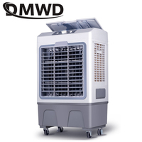 35L Electric Air Conditioning Cooler Floor Stand Water Cooling Fan Blower Industrial Conditioner Fans Mist Humidifier Ventilator