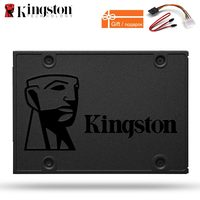 Kingston ssd 240 gb digital A400 SSD 120GB SATA 3 2.5 Solid State Drive wholesale Dropshipping Games HDD Hard Disk HD 480gb SSD
